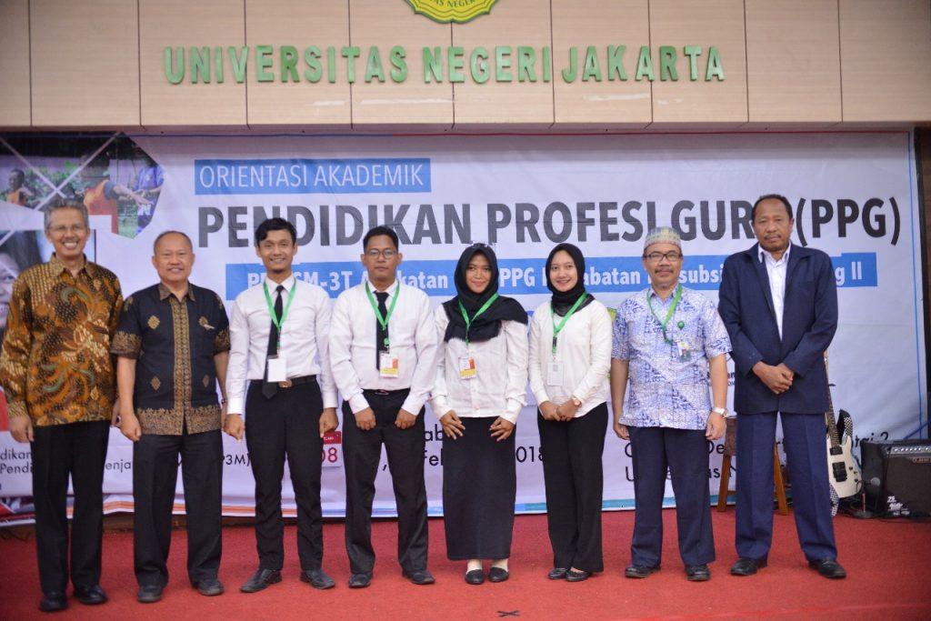Pembukaan Orientasi Akademik PPG Prajabatan SM-3T dan Bersubsidi 2018