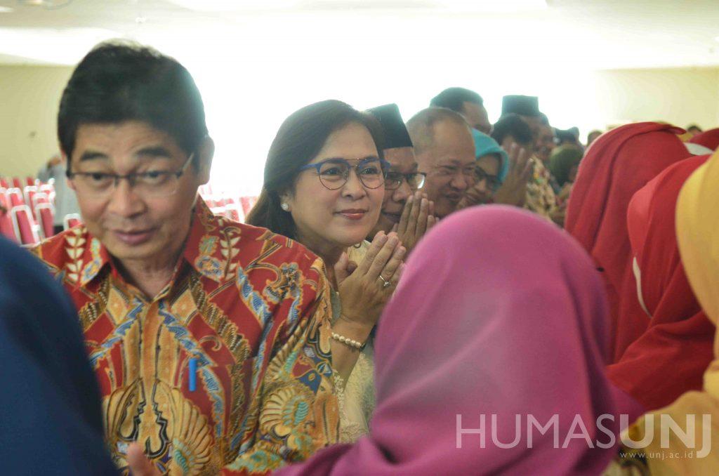 Halal Bihalal UNJ, Kembali ke Fitrah: Merajut Ukhuwah dan Mempererat Komitmen Kebangsaan