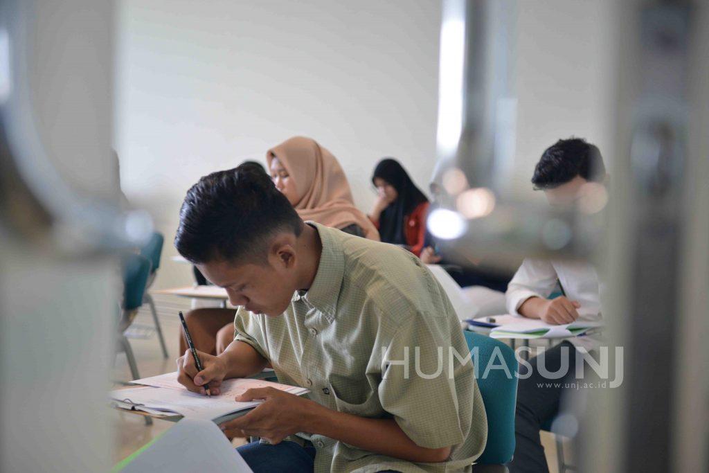 Universitas Negeri Jakarta Gelar Ujian Mandiri 2018
