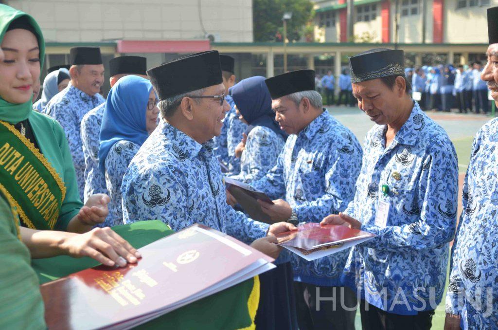 Upacara Memperingati Hari Pendidikan Nasional 2 Mei 2018