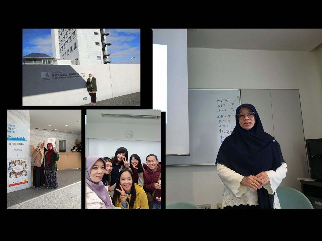 Dosen dan Mahasiswa UNJ Terpilih mengikuti Japanese-Language Education Capacity Building : Southeast Asian Teachers Traning College Course in Japan 2017/2018