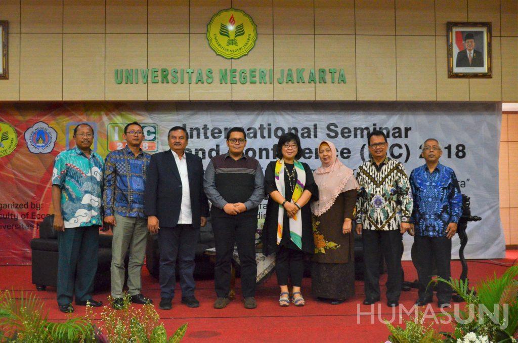 Universitas Negeri Jakarta, University of Tainan dan Universitas Negeri Gorontalo Gelar International Seminar and Conference 2018