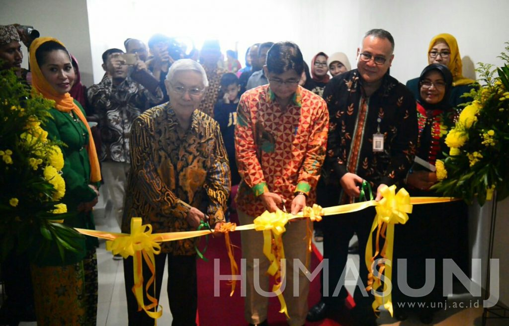 UNJ Postgraduate Program Library Inauguration