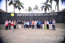 (Bahasa) Studi Banding Mahasiswa Chulalongkorn University dengan Universitas Negeri Jakarta