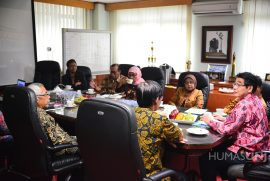 Empowering Potential, UNJ Maximized Collaboration with Asia University