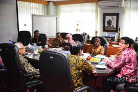 Berdayakan Potensi, UNJ Memaksimalkan Kolaborasi dengan Asia University