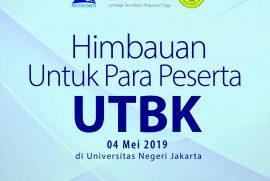 Himbauan Bagi Peserta UTBK di Universitas Negeri Jakarta
