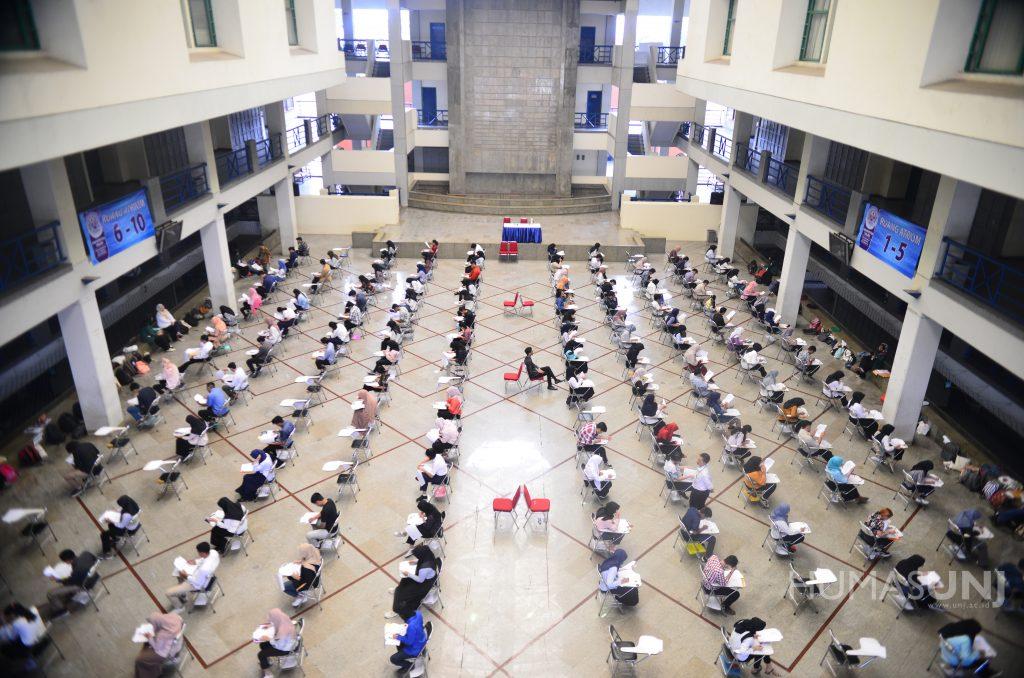 UNJ Student Admission Test  2019