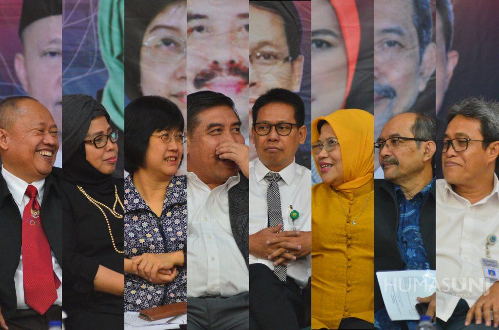 Dialog Interaktif Bakal Calon Rektor Universitas Negeri Jakarta