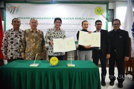 Penandatanganan Kesepakatan Kerjasama antara UNJ dengan PT. Tiran Makassar Terkait Penyelenggaraan Pendidikan Melalui Pendirian dan Pengelolaan Labschool UNJ