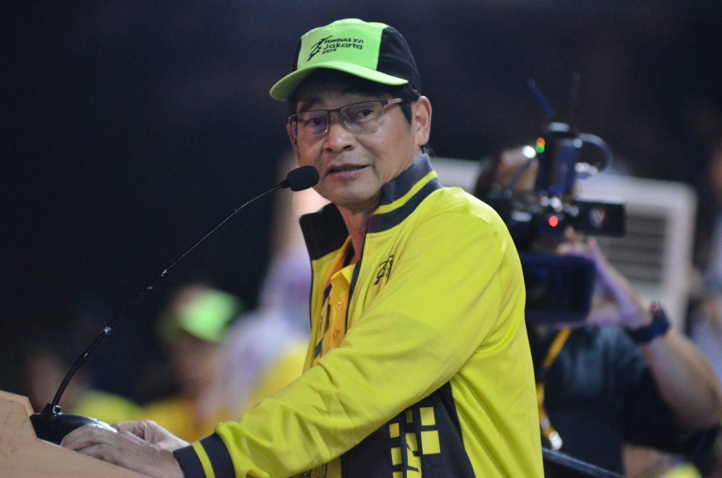 Pekan Olahraga Mahasiswa Nasional (POMNAS) XVI Jakarta Tahun 2019