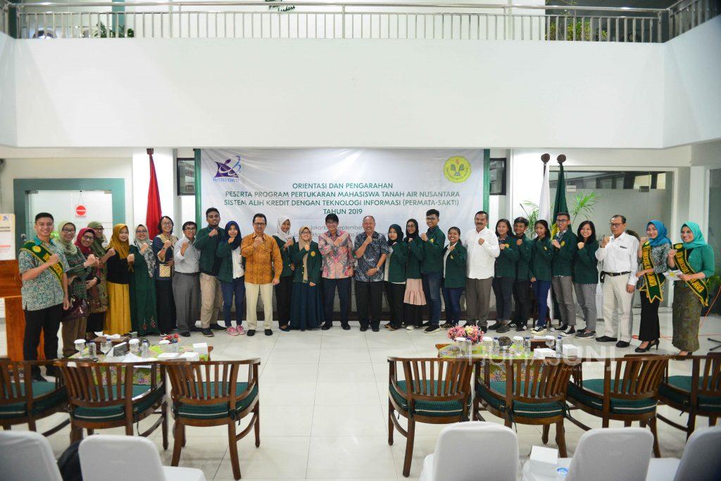 Orientation and Briefing of PERMATA-SAKTI Program 2019