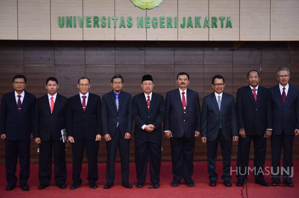 Pelantikan Wakil Rektor I,II,III,IV, Ketua LP3M, dan LPPM 2019-2023