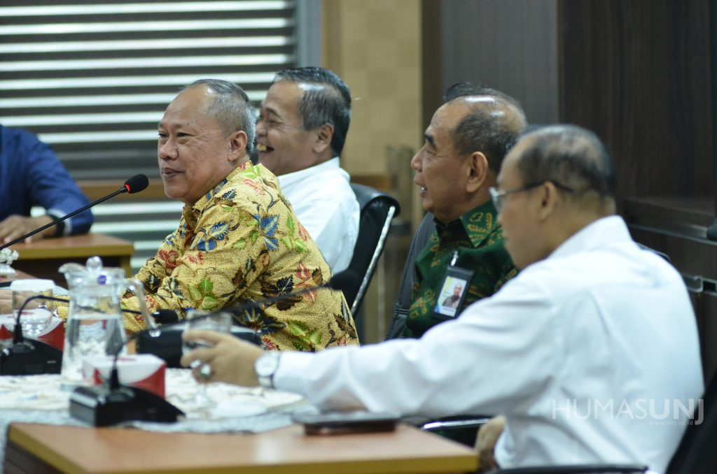 Assessment Seleksi Terbuka Jabatan Pimpinan Tinggi Pratama Kepala Biro Umum dan Kepegawaian Universitas Negeri Jakarta