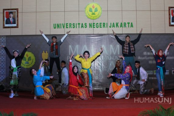 (Bahasa) Malam Penganugerahan Duta Universitas Negeri Jakarta 2019