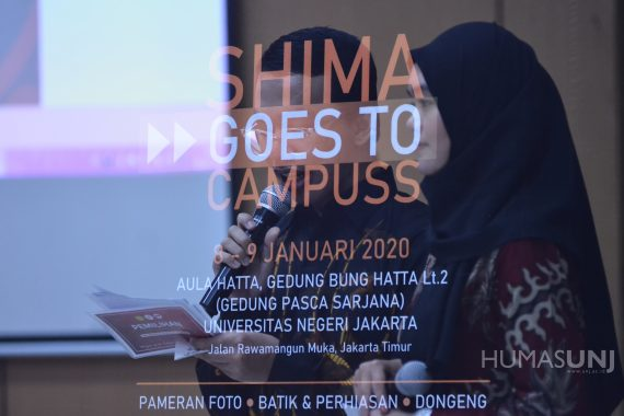 SHIMA Goes to Campus