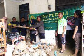 UNJ Peduli Banjir di Wilayah DKI Jakarta, Bekasi, dan Tangerang