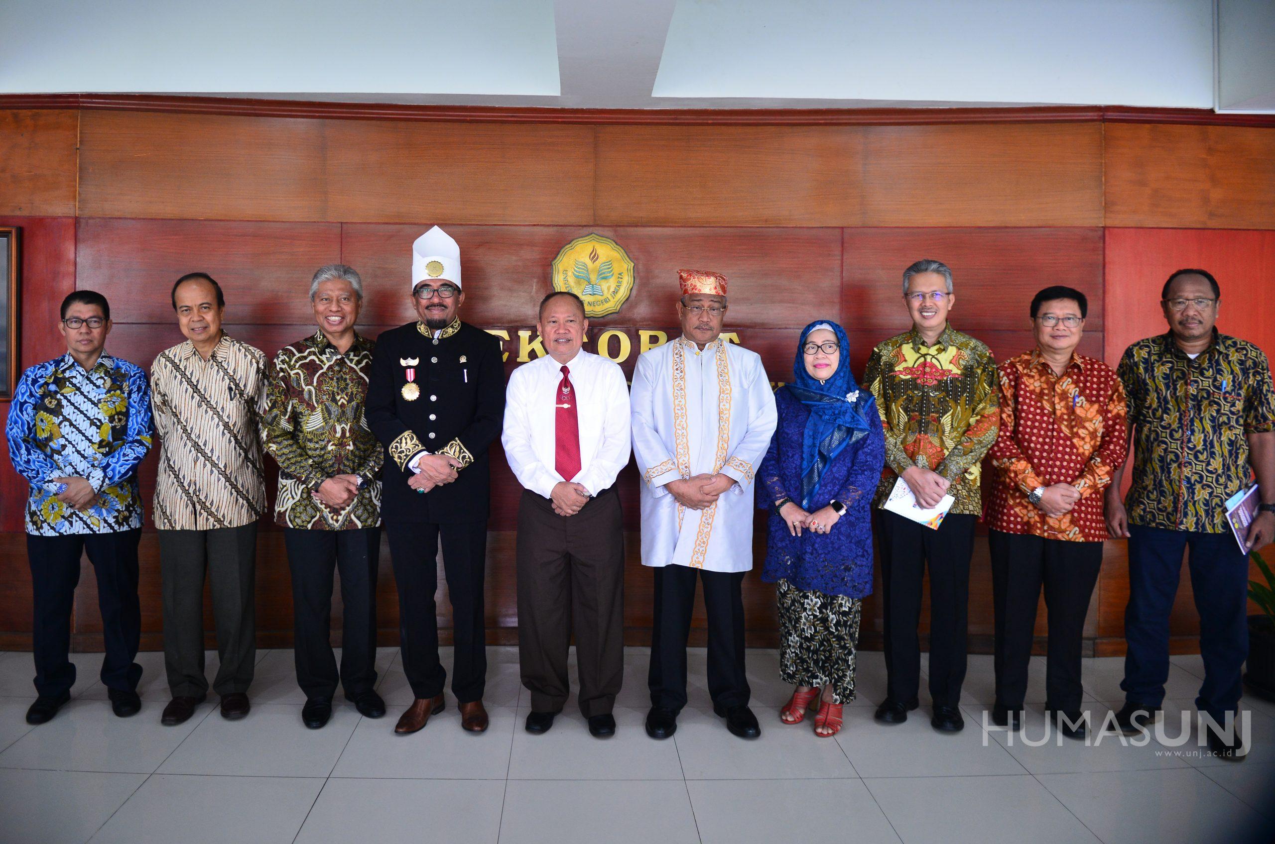 Seminar Nasional Peran Sultan Zainal Abidin Syah dalam Mempertahankan Kedaulatan NKRI
