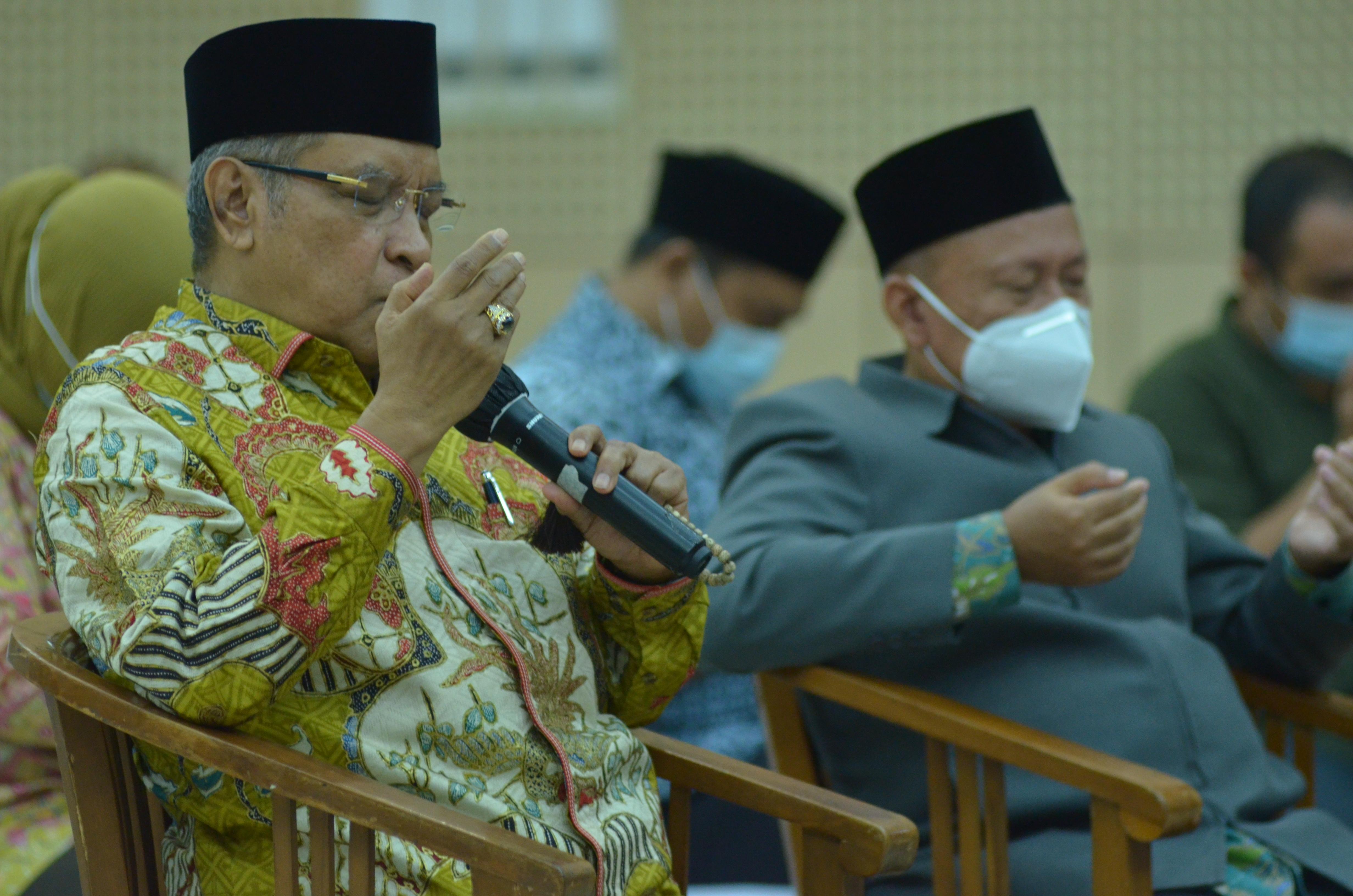 SAID AQIL SIROJ: Wujudkan Umat Muslim Indonesia menjadi Kiblat Dunia