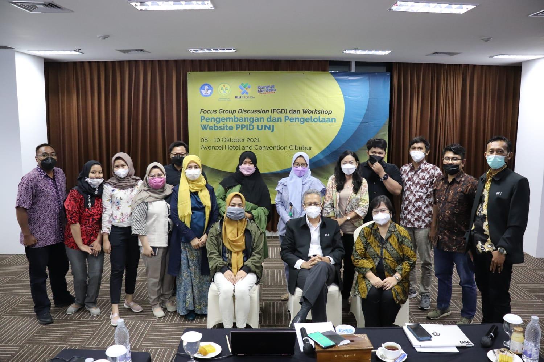 (Bahasa) PPID UNJ Berkomitmen Penuh Dalam Penyelenggaraan Keterbukaan Informasi Publik